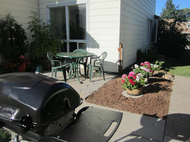 BBQ and Patio